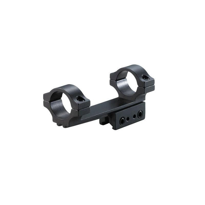 "BKL Technologies BKL-254 1 inch, 1 Piece 4″ Long Cantilever Scope Mount with 1-5/8"" Clamping Length (Black or Silver)"