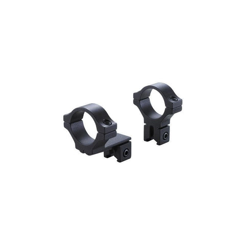 Riflescope rings, mounts and bases