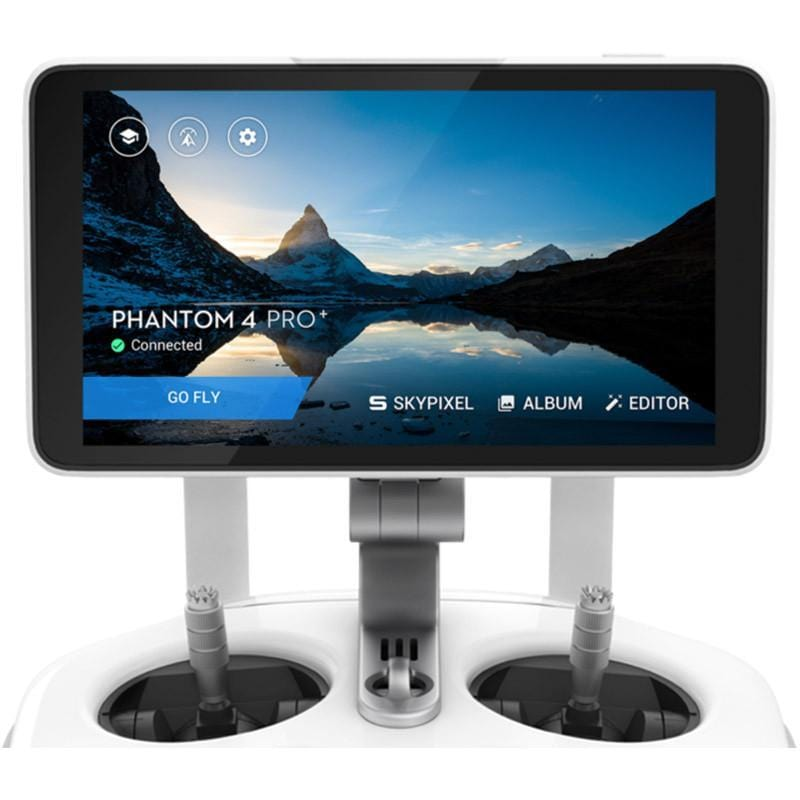 DJI Phantom 4 Pro Drone remote controller with built in screen