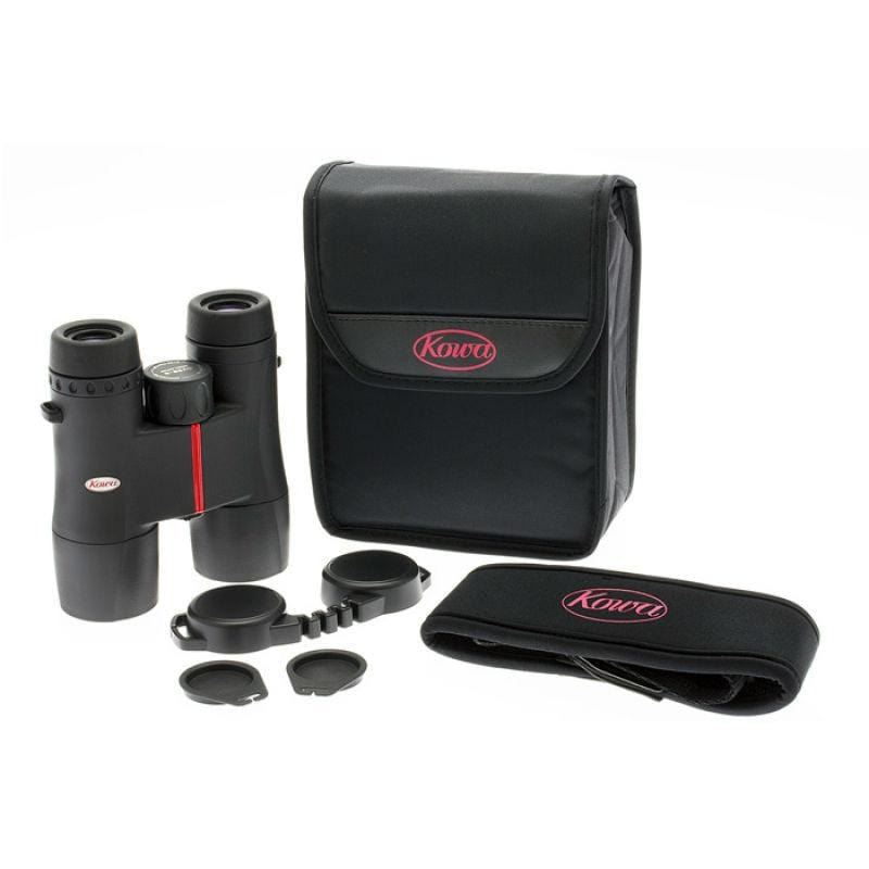 Kowa SV-32 8x32 Binoculars with accessories