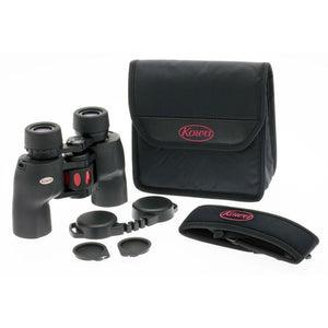Kowa YF-30 6x30 Binoculars with accessories