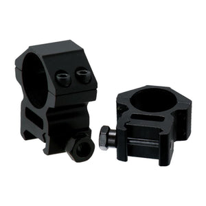 "Leapers UTG Accushot 1"" Weaver Riflescope Rings - Low"
