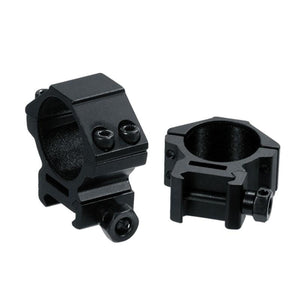 Leapers UTG Accushot 30mm Weaver Riflescope Rings - Low