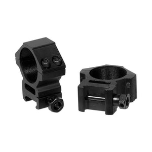 Leapers UTG Accushot 30mm Weaver Riflescope Rings - Medium