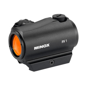 Minox RV 1 1x18 2 MOA Red Dot Sight