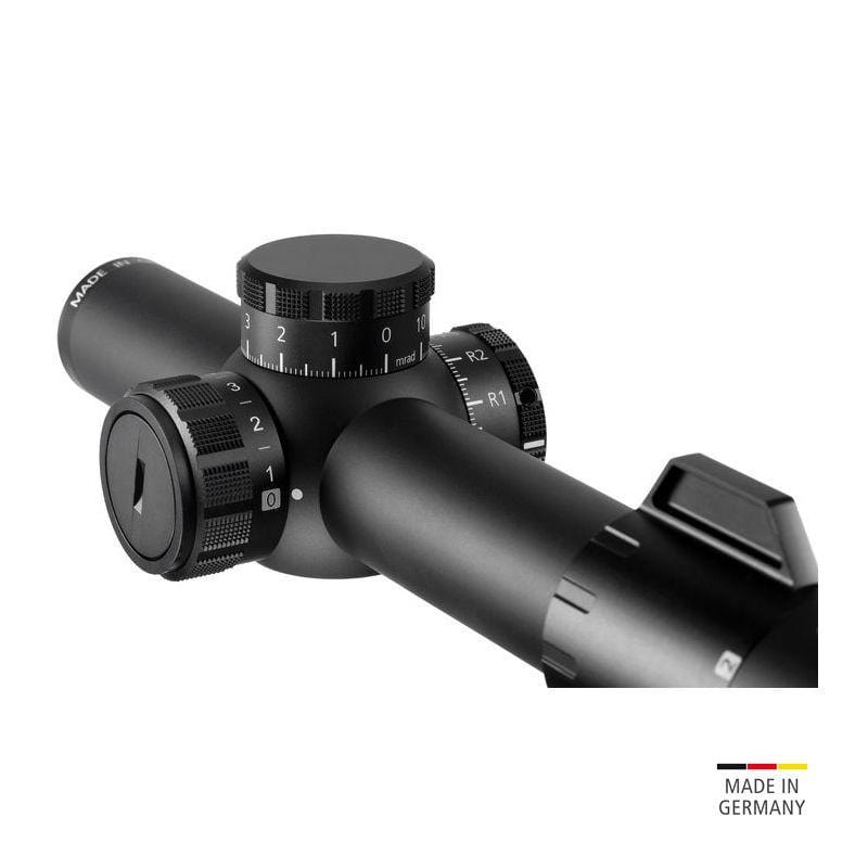 Minox ZP 1-8x24 Tactical Riflescope - close up