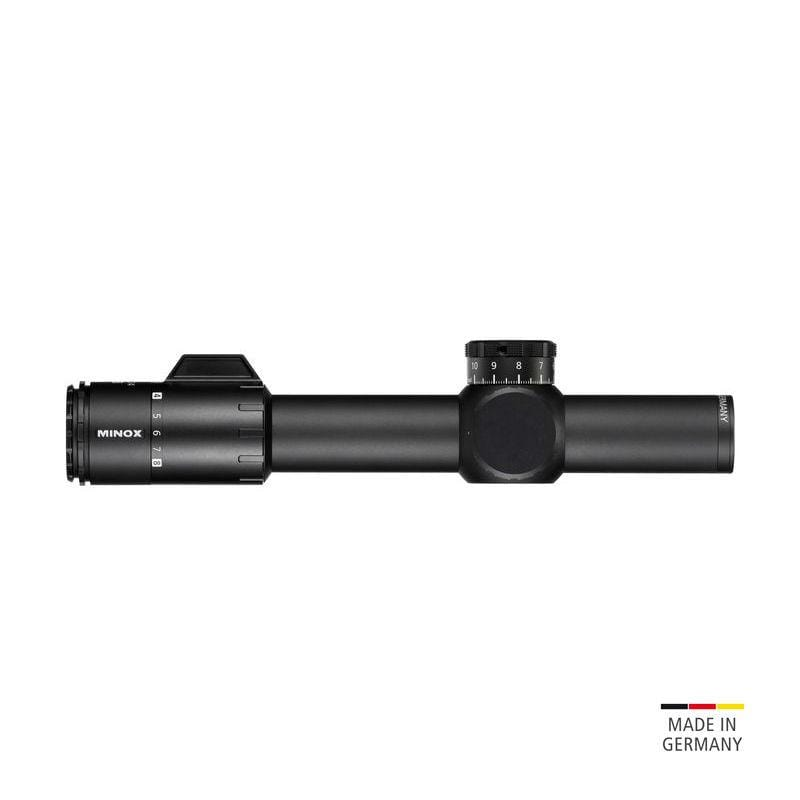 Minox ZP 1-8x24 Tactical Riflescope - side view