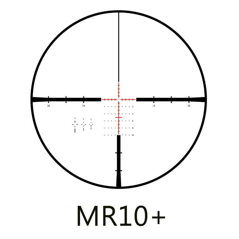 Minox MR10+ Reticle