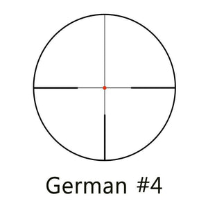 Minox Illuminated German #4 Reticle