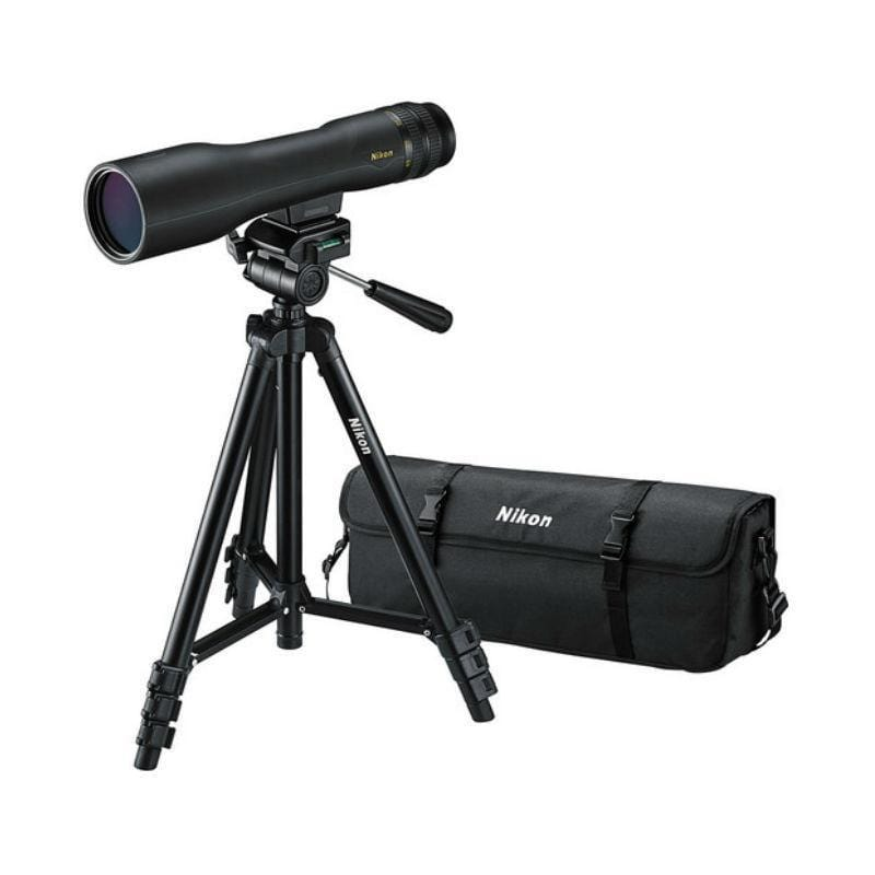 Nikon ProStaff 3 16-48x60 Spotting Scope Kit (Straight Viewing)