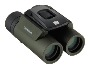 Olympus 8x25 WP II Waterproof Binoculars - folded