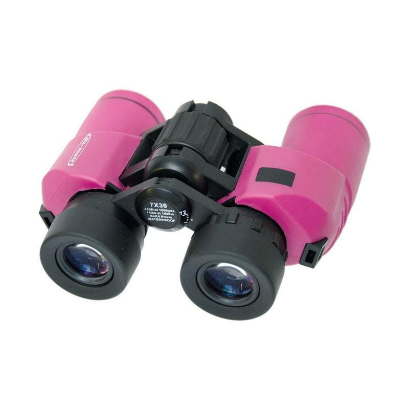 Oz-Mate Skipper Porro 7x30 Waterproof Binoculars - rear view