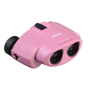 Pentax 10x21 U Series UP Binoculars - pink