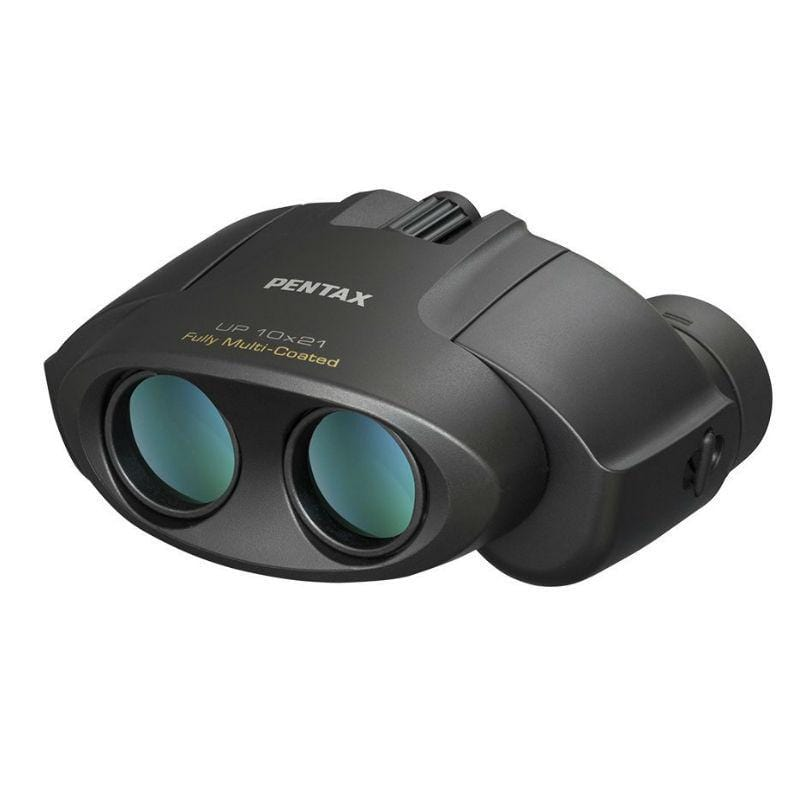 Pentax 10x21 U Series UP Binoculars - Black