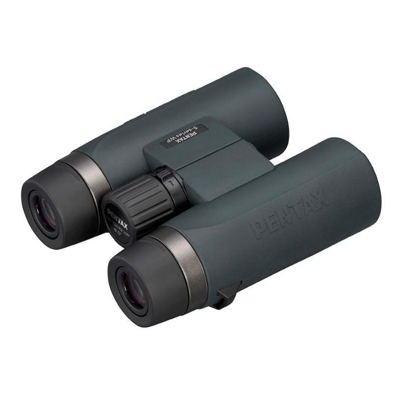 Pentax 10x42 S Series SD WP Binoculars side view