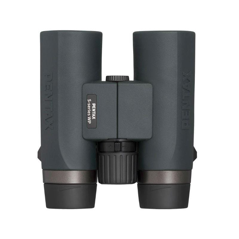 Pentax 10x42 S Series SD WP Binoculars top view