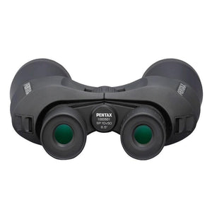 Pentax 10x50 S Series SP Binoculars rear view