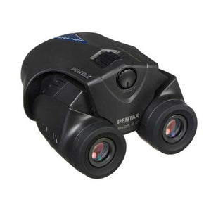 Pentax 8x25 U Series UP WP Binoculars - rear view