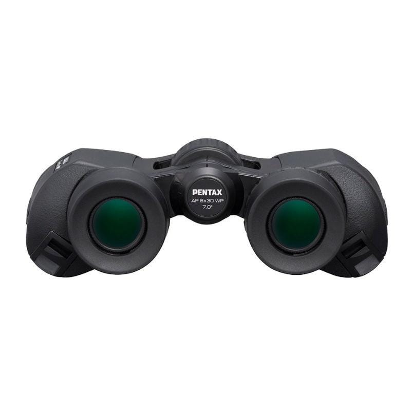 Pentax 8x30 A Series AP WP Binoculars rear view