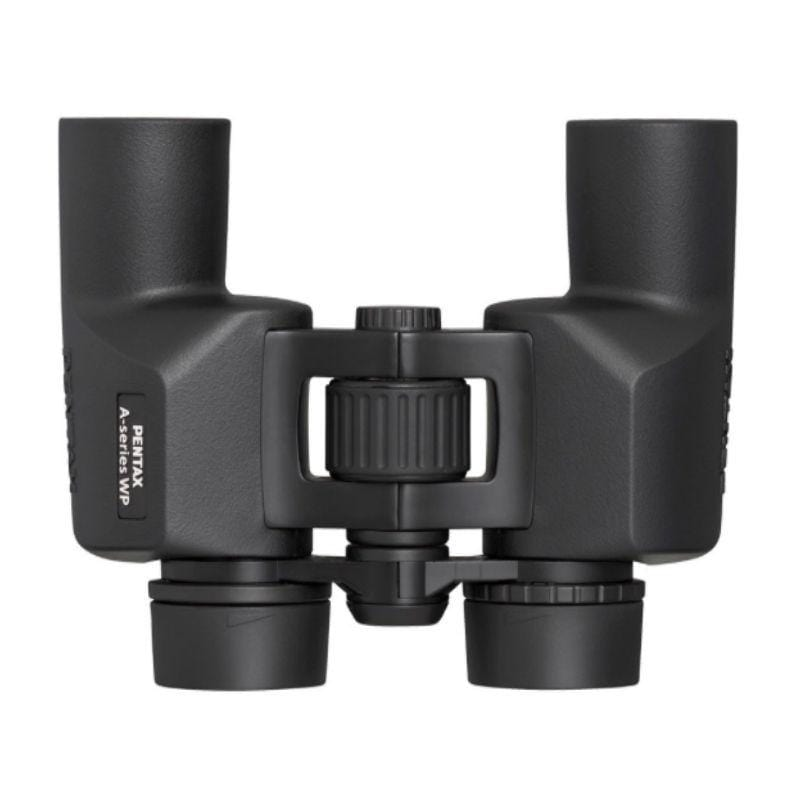 Pentax 8x30 A Series AP WP Binoculars top view