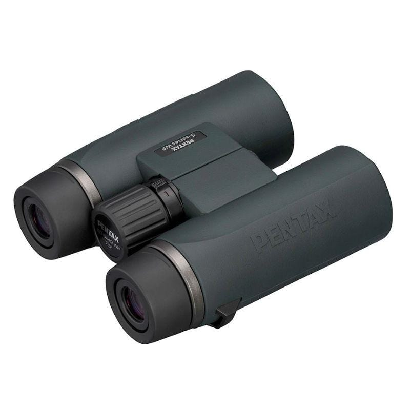 Pentax 8x42 S Series SD WP Binoculars side view