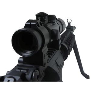 UltraDot UD6 1x37 Red Dot Sight - mounted
