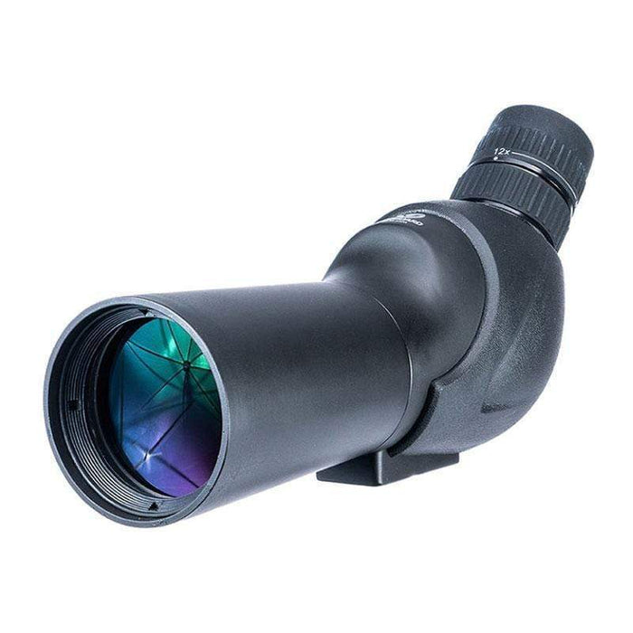 Vanguard Vesta 350 12-45x50 Spotting Scope (Angled or Straight)