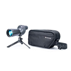 Vanguard Vesta 350 12-45x50 Spotting Scope - Straight with tripod