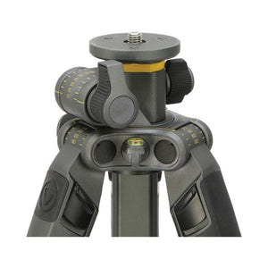 Vanguard Alta Pro 2 263AP 3-Way Pan and Tilt Head Tripod close up