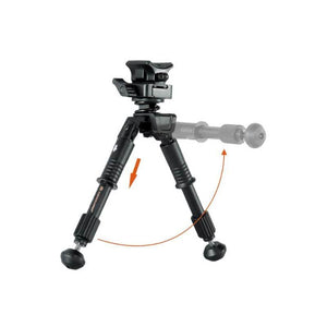 Vanguard Equaliser 1QS Pivot Shooting Bipod with Quick Detach Rail