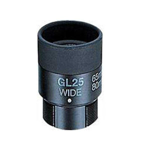 Vixen GL25 18x/25x/33x Wide Angle Spotting Scope Eyepiece