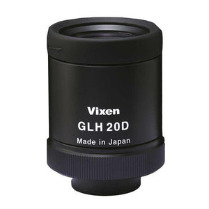Vixen GLH20D 14x/20x/27x Wide Angle Spotting Scope Eyepiece