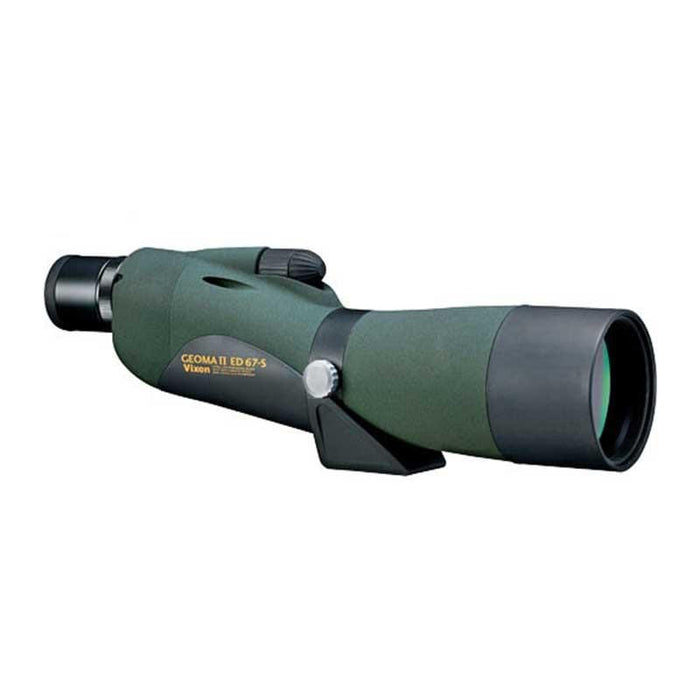Vixen Geoma II ED 67-S Spotting Scope (with or without GLH20D 20x eyepiece)