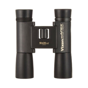 Vixen Apex 12x30 DCF Binoculars top view
