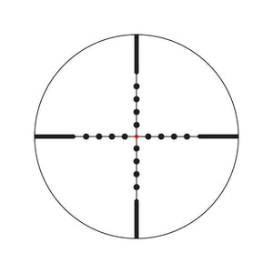 Vixen Illuminated Mil-Dot reticle