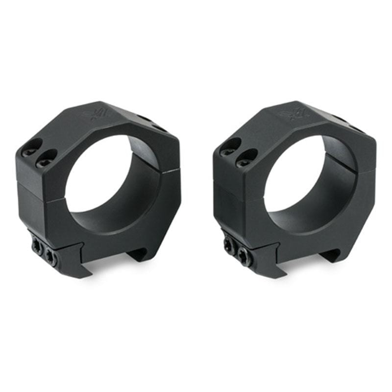 Vortex Precision Matched 34mm Picatinny Riflescope Rings - 25.4mm