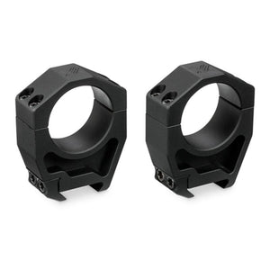 Vortex Precision Matched 34mm Picatinny Riflescope Rings - 36.8mm