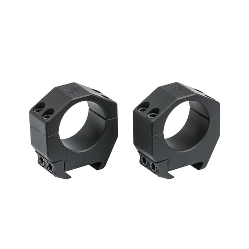 Vortex Precision Matched 30mm Picatinny Riflescope Rings - 24.64mm
