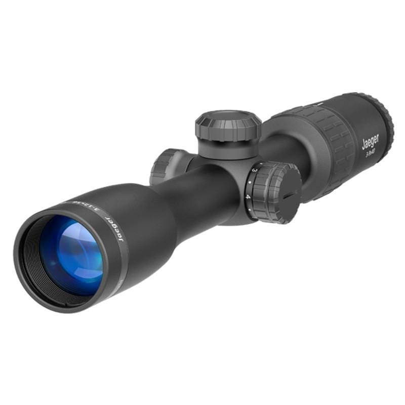 Yukon Jaeger 3-9x40 Riflescope with illuminated X01i reticle