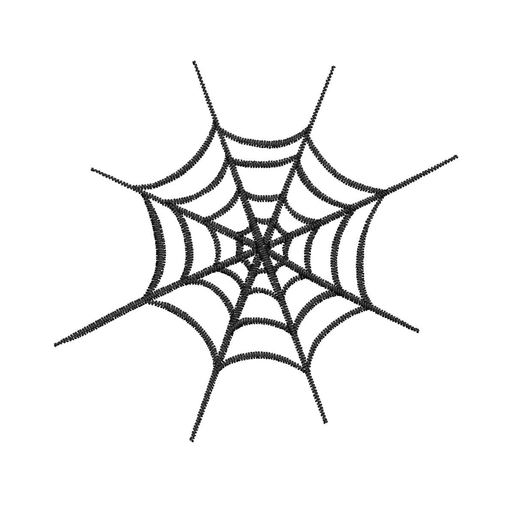 Spider Web - Embroidstock