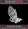 Image of Halloween Embroidery Designs pack #1 - Embroidstock