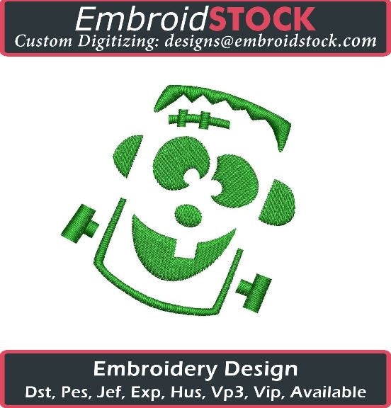 Halloween Embroidery Designs pack #1 - Embroidstock