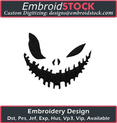 Halloween Embroidery Designs Pack #2