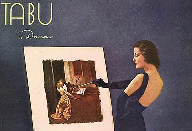 Pleasures, Taboos, Magic: Art History in Perfume Advertising