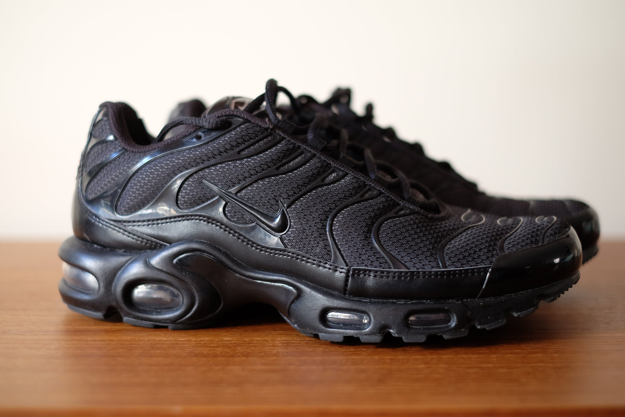Nike Air Max Tn - All Black. Product image 1 ... 720dd738e