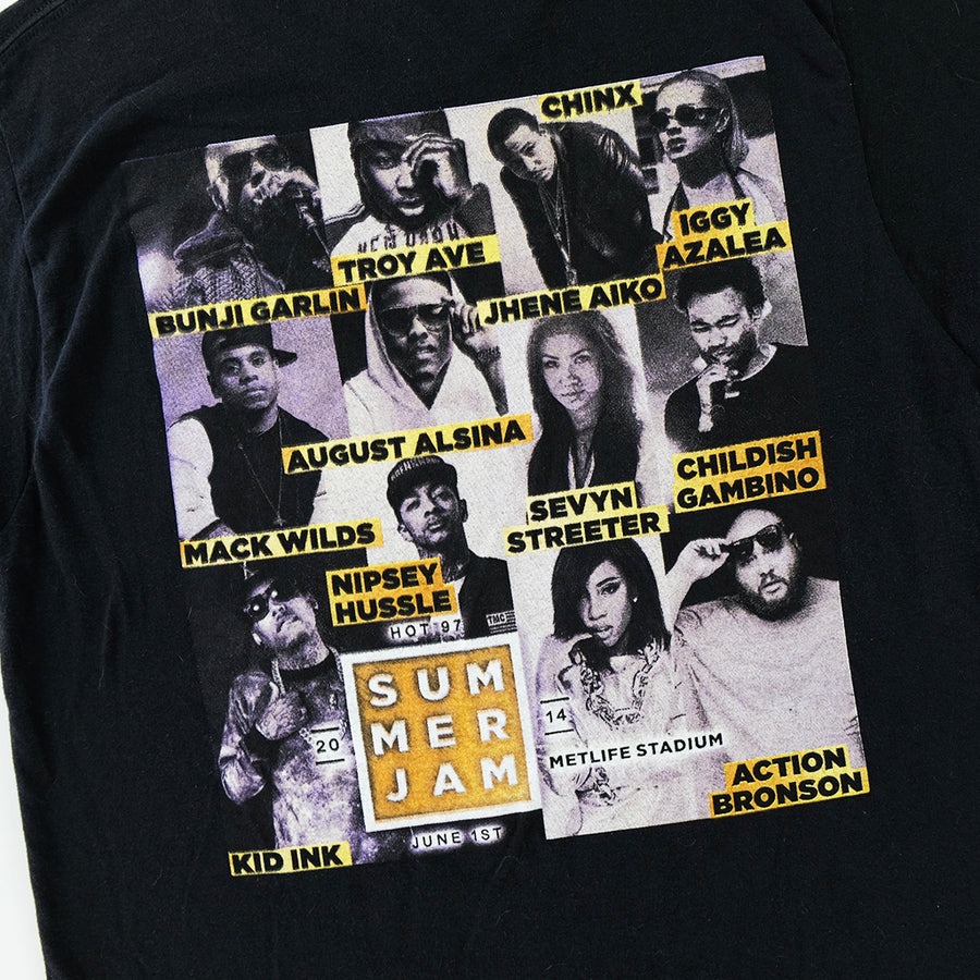 Hot 97 2014 Summer Jam T-Shirt - M