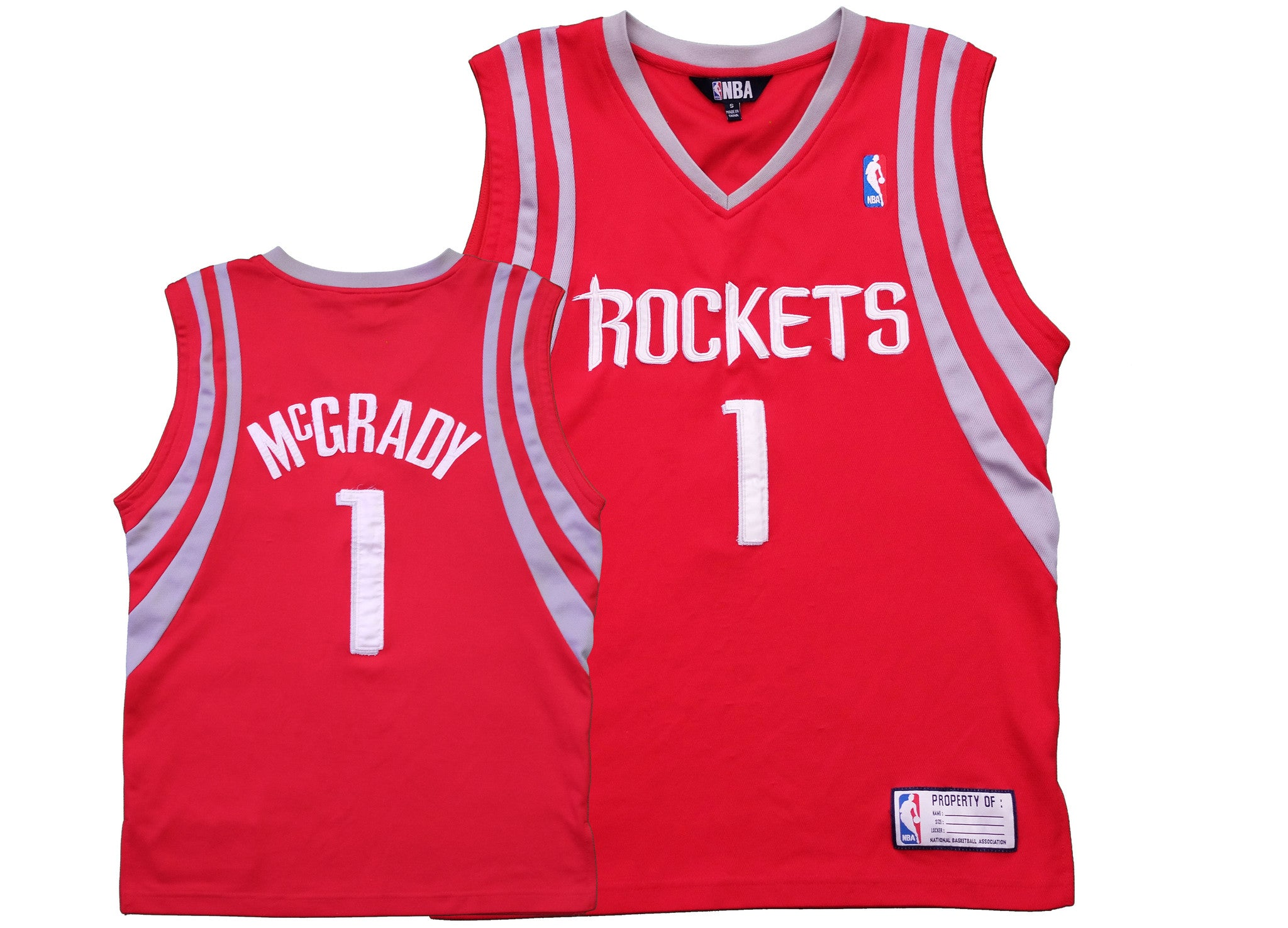 low priced 5bed9 6c37b Houston Rockets Tracy Mcgrady Jersey - S