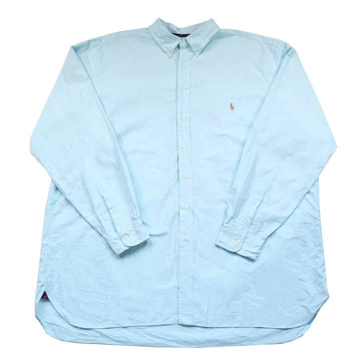 Polo Ralph Lauren Long Sleeve Button Up - XXXL