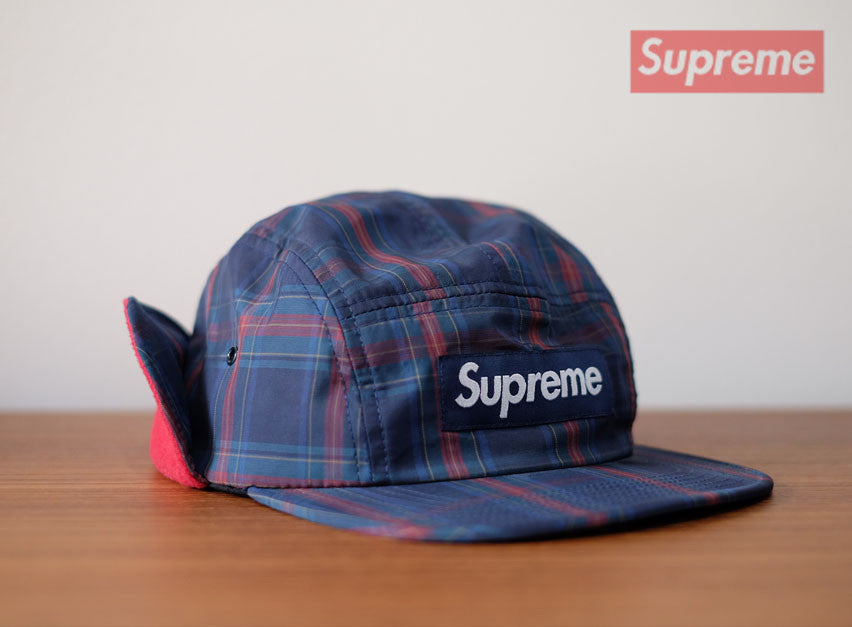 Supreme Fleece Lined Ear Flap Camp Cap