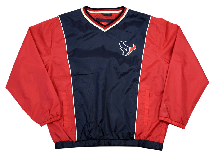 Vintage NFL Houston Texans Windbreaker - XL